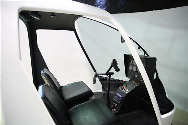 罗宾逊R44直升机五级训练器