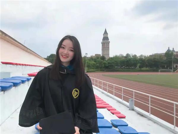 专升本优秀学子贾婷婷:你只管努力,时间会证明一切!