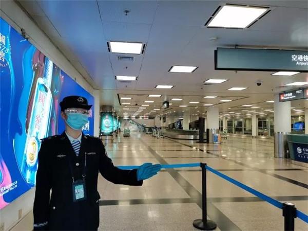厦门高崎机场安检员张润芝:在机场大家庭,感受到满满的温暖和呵护
