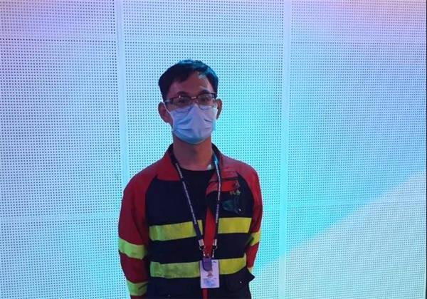 深圳宝安国际机场机务段建卓:每一架飞机起飞时,就是我最自豪的时刻
