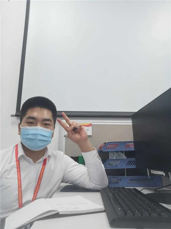 三亚凤凰机场航站区管理部杨溪:从迷茫到坚定目标,最重要的就是努力